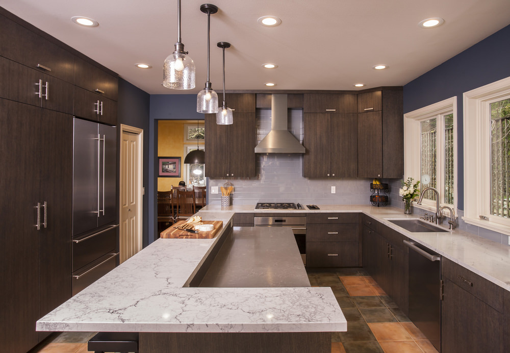 Sammamish Custom Kitchen